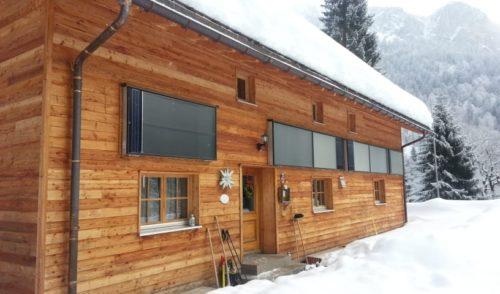 Artikelbild zu Artikel Fritz-Putz-Hütte – Alpenvereinshütte