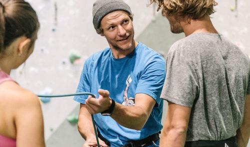 Artikelbild zu Artikel DAV Kletterzentrum Allgäu